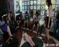 Public Humiliation For A Sex Whore - scene 9