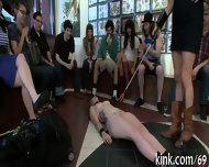 Public Humiliation For A Sex Whore - scene 10