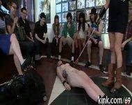 Public Humiliation For A Sex Whore - scene 10