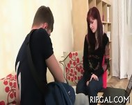 Slutty Girl Banged In Ass - scene 6