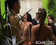 Group Sex With Sexy Gals - scene 7
