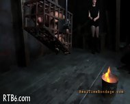 Cute Lass Waits For Lusty Torment - scene 1