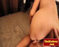 Thai Young Amateur Tgirl Masturbates - scene 5