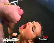 Gorgeous Elise Is The Hottest Bukkake Girls You Will Ever See! - scene 2