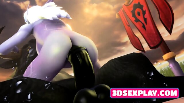 The Best Sex Collection of Characters with Big Perfect Tits Fucks