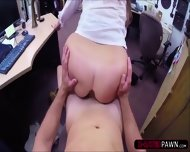 Sexy And Beautiful Cooz Wants To Sell A Bugle Ends Up Fucked - scene 9