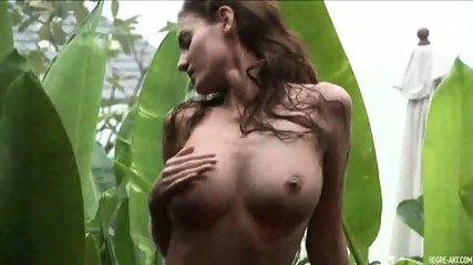 Linda in Monsoon Rain - scene 2