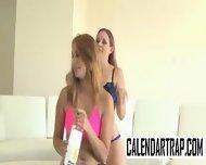 Amateur Lesbian Sluts - scene 1
