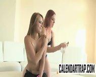 Amateur Lesbian Sluts - scene 8