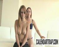 Amateur Lesbian Sluts - scene 4