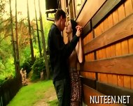 Thrashing Babes Juicy Honey Pot - scene 7