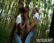 Igniting A Wanton Beaver - scene 3