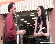 Melissa Lauren S Big Juggs Get Fucked - scene 1