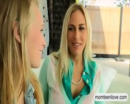 Angel Allwood And Dakota James Sharing Boyfriend - scene 1