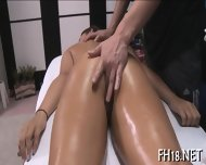 Oily Massage With Deep Drilling - scene 4