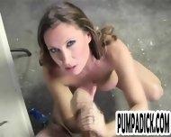 Milf Handjob Slut - scene 11