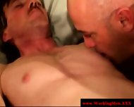 Dirty Southern Ex Con Giving Blowjob - scene 3