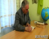Delighting An Old Teacher - scene 1