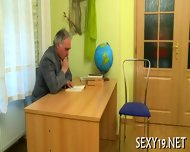 Delighting An Old Teacher - scene 2
