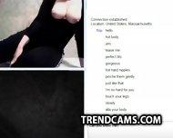 Massachusetts Girl Teases And Adult Live Cam Trendcams .c O M - scene 4