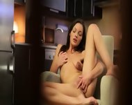 Monkey Chest And Fingers In Pussy - scene 6