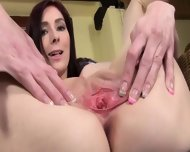 Toying And Opening Her Hole For A Pervert Camera - scene 3