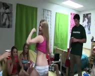 Sex Party On College With Alcohol - scene 5