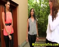 Watersports Lesbians Toy - scene 2