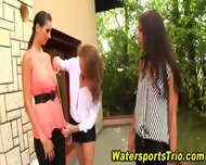 Watersports Lesbians Toy - scene 3