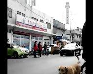 Delgadita Nalgona En Jeans Negros - scene 2