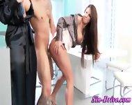 Clothed Glam Hos Swap Cum - scene 8