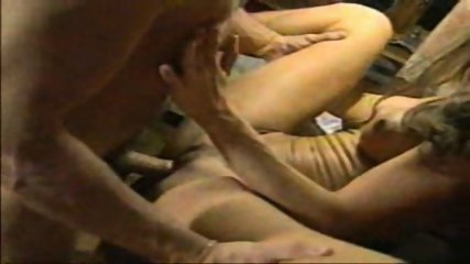 Agnes blows and gets bumped - scene 4