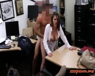 Big Boobs Milf Pounded In The Pwanshop To Earn Extra Cash - scene 8
