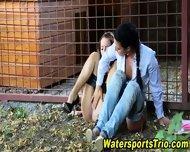 Glam Watersports Lesbians - scene 5