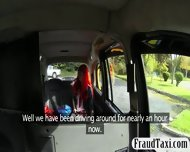 Student Fucked The Pervert Driver To Let Her Fare Off - scene 1