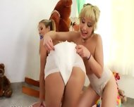 Unique Lesb Games With Diapers - scene 4
