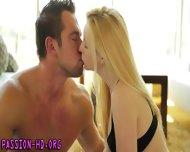 Wanton Blonde Makes Love - scene 1