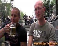 Dutch Hooker Pussy Licked - scene 1