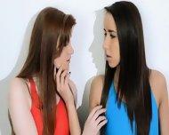 Hairy Lesbians In Nylon Pants Deepfucking - scene 3