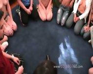 College Goupsex Erotica At The Party - scene 2