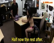 Cuban Chick With Big Boobs Exchange Her Pussy For Cash - scene 5