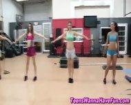 Amateur Babes Squatting - scene 4