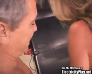 Slutty Wife Roped And Shock Fucked - scene 4
