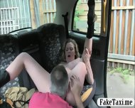 Customer Seduces The Driver And Pounded In A Quiet Place - scene 9