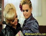 Glam Watersports Orgy - scene 8