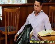 Glam Watersports Orgy - scene 3