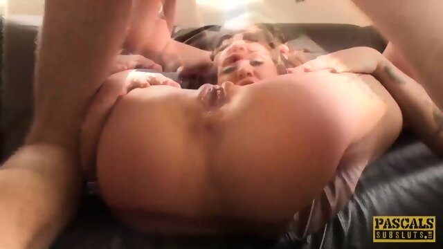 PASCALSSUBSLUTS – Stripper Betty Foxxx Destroyed By Master