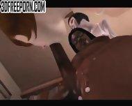 Interracial Blowjob - scene 8