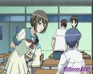 Young Perky Schoolgirl Getting Hard Fucked - scene 3