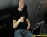 Straight Guy Getting Naked For Gay Pal - scene 2